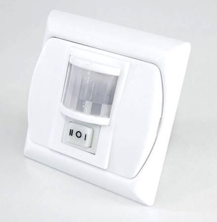Pohybové čidlo IS1 - do instal.krabice 300W s vypínačem
