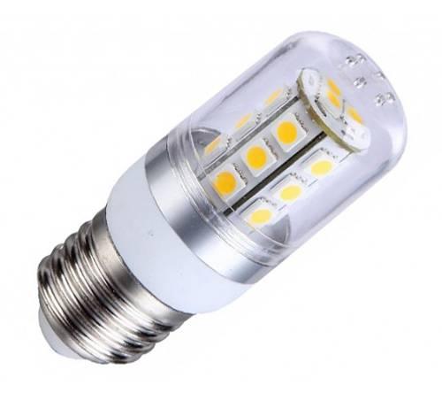 Žárovka 27x LED 5W 220V bílá teplá E27 DOPRODEJ
