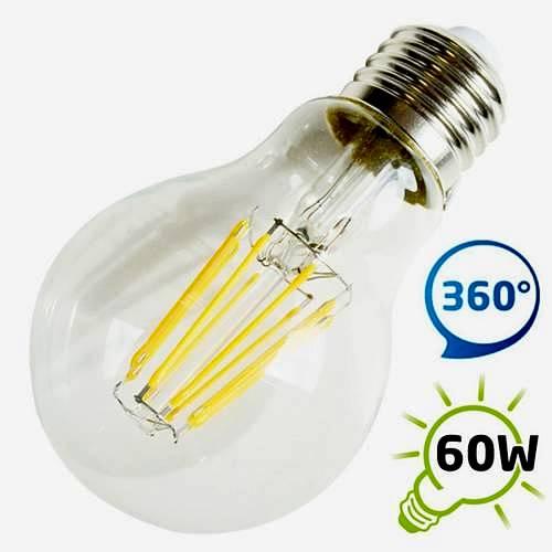 Žárovka LED 8W 220V bílá tep E27 800lm