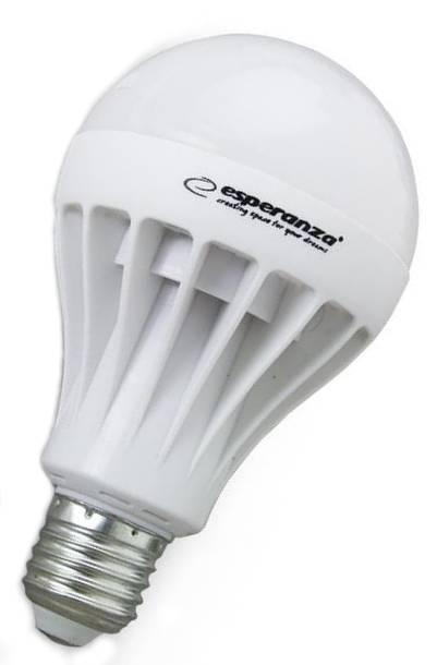 Žárovka LED 9W 220V bílá tep E27 850lm