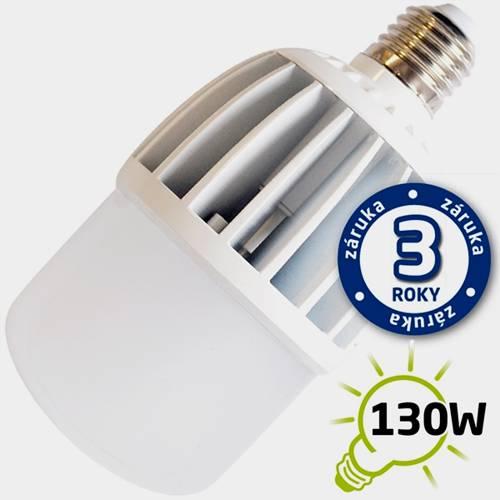 Žárovka LED 25W 220V bílá teplá E27 2100lm