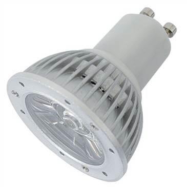 Žárovka 1xLED 220V/GU10 3W 150lm - bílá studená DOPRODEJ