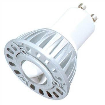 Žárovka 1xLED 220V/GU10 3W 120lm - bílá studená DOPRODEJ