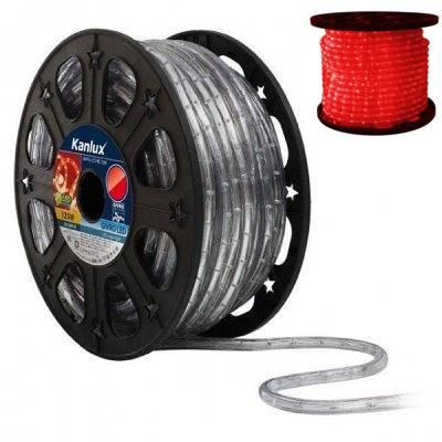 LED světelný had GIVRO LED-RE červená Kanlux 08632