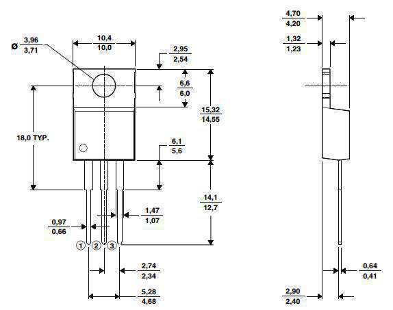 LM 2576T-5 SPINANY 5V 3A TO220-5