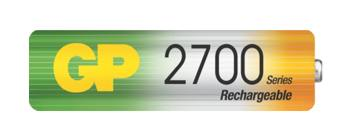 1.2V 2700mAh NiMH R6 nab.I GP