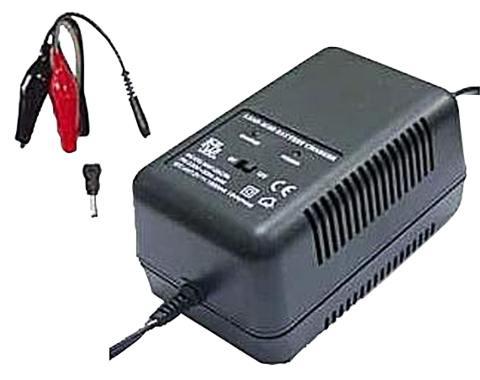 Nabíječka Pb akumulátoru 6/12V-1.5A MW126CPA