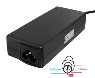 Zdroj notebook 90W 19V/4.74A zdroj.k.7.4/5.0+pin HP 05867