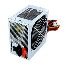 Zdroj PC 400W ATX 2.2 P4 PCI-E 6.p.,20.p.k.,4.p. 12V k.,SATA k.12cm vent. 05752