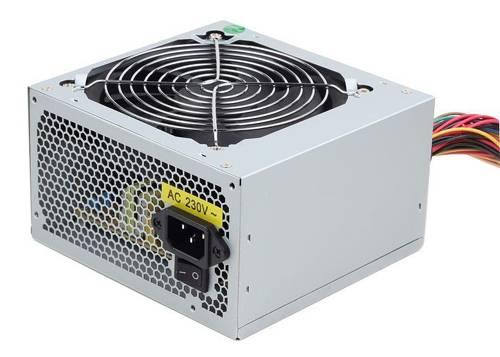 Zdroj PC 450W ATX/BTX P4 Gembird Intel vent.120mm