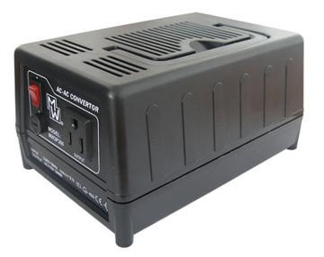 Měnič napětí 220/110V 300W z evrop.normy na USA normu