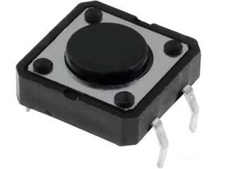 TACT-24N-F Mikrospínač 12x12mm 12V/50mA