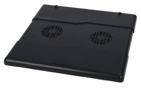 Chladící podložka pod NTB, USB