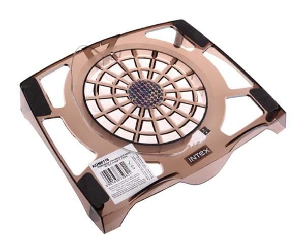 Chladící podložka pod NTB, USB, vent.160mm