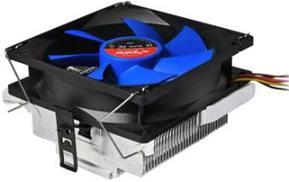 92x92x25 Spire chladič Sigor IV, socket 1156/775/AM2/AM3/AMD FM1