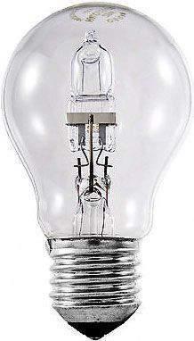 Žárovka halogen 70W/E27 A55 (100W stand.žárovka)