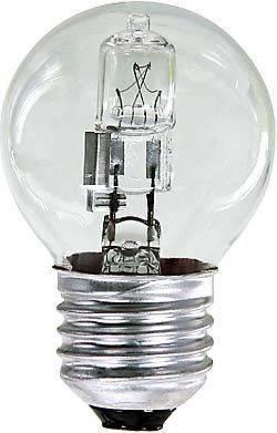 Žárovka halogen mini 28W/E27 (40W stand.žárovka)