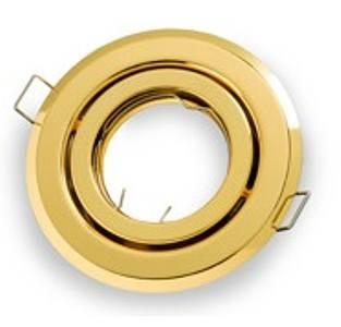 Podhled výklopný MR-16 zlatý