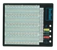 Zkušební nepájivé kontaktní pole-3 188x165mm 3220pin, 4x rozvodný pásek