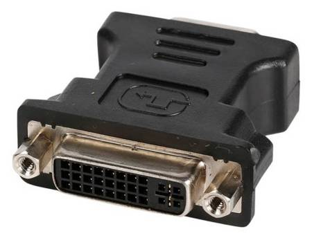 Redukce canon 15 VGA k./DVI z. 15M/DVI-F 29pin videoadaptér DVI analog