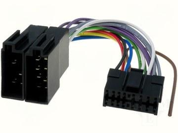 Redukce kon.ISO-Pioneer 16 pin typ-60
