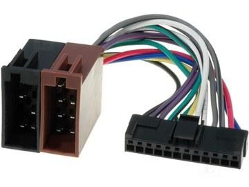 Redukce kon.ISO-Pioneer 12 pin