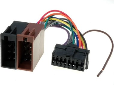 Redukce kon.ISO-Pioneer 16 pin od r.2002