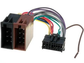 Redukce kon.ISO-Pioneer 16 pin od r.2003