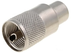 CB PL vidlice 259 10.2mm (RG213) UHF k.