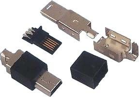 USB mini kon.5.pin na kabel