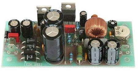 Reg.napájecí zdroj 0-30V/2A HX