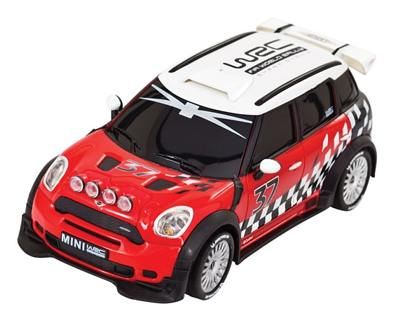Buddy Toys BRC 24020 RED RC auto 1:24 Mini Cooper WRC