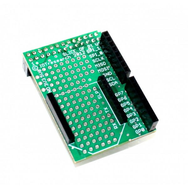 Přídavný modul pro Raspberry Pi (K000) Slice of Pi