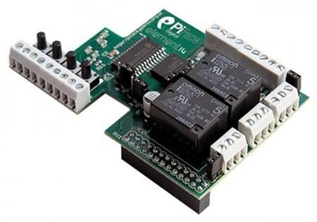 Přídavný modul pro Raspberry PiFace Digital I/O