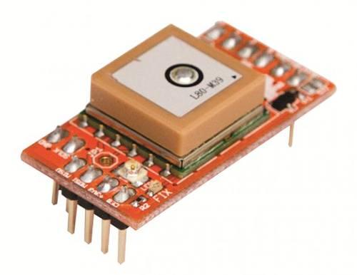 Microstack GPS ADD-ON Broad,L80 GPS pro Raspberry Pi