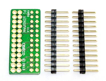 Pi Wingman 8v1 GPIO - expander pro Raspberry Pi