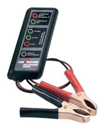 Power Check multifunkční tester autobaterie