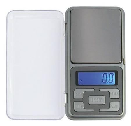 Digitální váha - kapesní 500g/0.1g