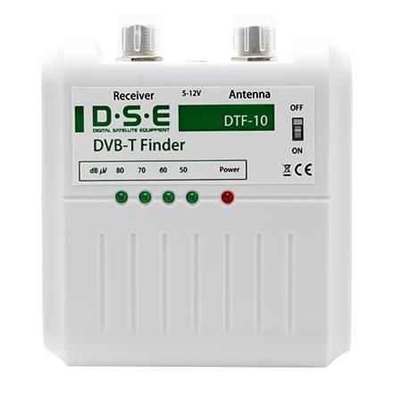 DVB-T Finder DTF-10 měřák DVB-T signálu