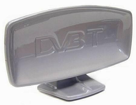 DVB-T anténa UHF 28dB pokojová 12V/30mA RRYNIAK