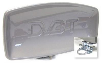 DVB-T anténa UHF 28dB venkovní 12V/30mA úchyt na stožár RRYNIAK