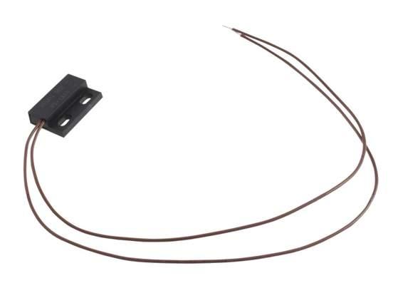 Jazýčkový kontakt spínací 200V 0.5A 6.9x18.5x29mm bez magnetu