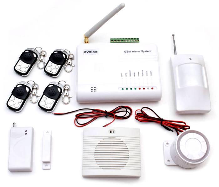 EVOLVE Sonix - bezdrátový GSM alarm