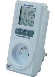 Elektroměr Cost Control 3000 digitální měřič spotřeby - wattmetr