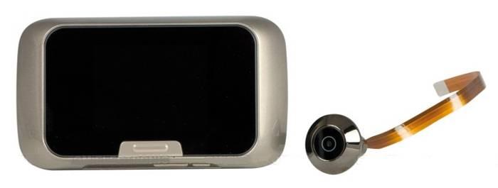 Digitální dveřní kukátko R03