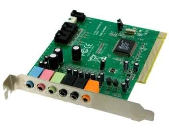 Cmedia 8768 CMI 7.1 kanál PCI 4World