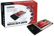 Karta Wifi Edimax CardBus 54Mb/s
