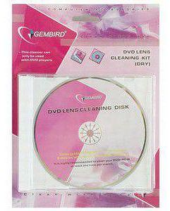 Čistící souprava DVD mechanika suchá na optiku