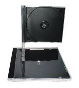 Plastový obal CD 1x