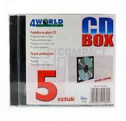 Plastový obal CD 2x